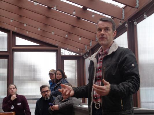 Hudson Valley 360 | Brian Flynn for Congress NY District 19 | Flynn Touts experience and goals in Chatham